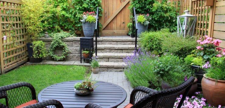 Quatre étapes pour bien aménager votre jardin