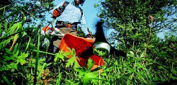 Jardinage et espaces verts : notre top 3 des meilleures débroussailleuses !